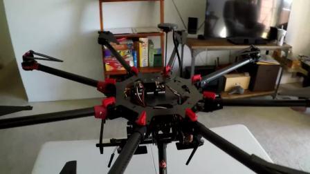 DJI S1000+ 安装Pixhawk 2.1教程