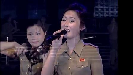 朝鲜牡丹峰乐团中国歌曲联唱