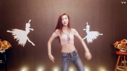 【乐翼美女热舞】0223女主播舞蹈视频金痴(06)