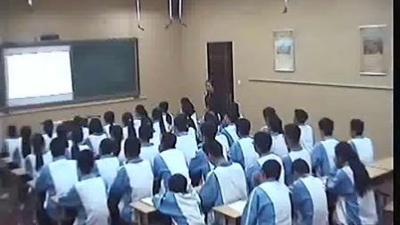 """郑州市初中法制安全教育主题班会优质课《""""雷池""""到底离我们有多远》教学视频"""