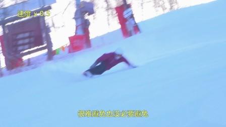 一鹤领滑 单板刻滑教学 高阶练习 2 加强反弓