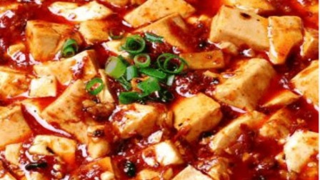 半分钟学会家常菜麻婆豆腐的正宗做法,吃一次就上瘾了!