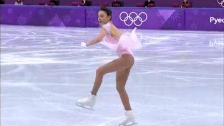 【打毛线机器人的视频】《溜冰圆舞曲》- 平昌冬奥会冰面上自由快乐的小鸟-花样滑冰女单短节目