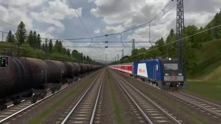 【诚诚模拟】微软火车模拟(MSTS)内宜线k1273#001(4)  全#009(4)