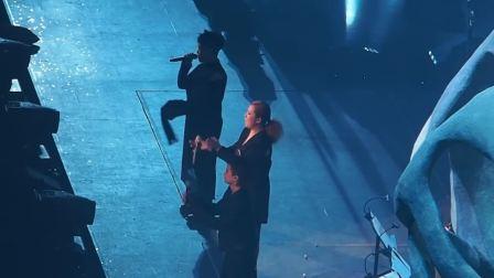 卫兰 At17 大哥 Oh My Janice世界巡回演唱会·香港站 20180112