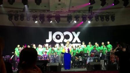 卫兰 爱在天地动摇时 Hearing Colors JOOX Live 2016