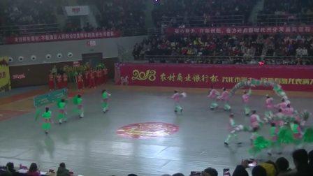 2018兴化舞龙大赛-女子队六(沙沟队)