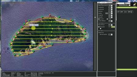 VTOL 地面站Mission Planner模拟 / 自动航线 教程