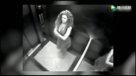时尚女子进电梯后, 接下发生了惊恐一幕
