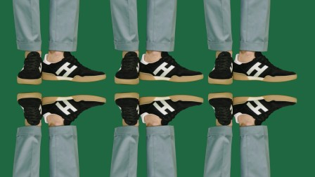 HOGAN SS18 Advertising Campaign – The Urban Gypsetter - H357 sneakers - HOGAN