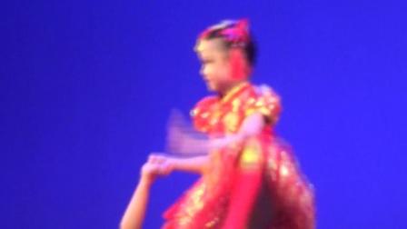 福州少儿艺术培训李晶学校赴美国洛杉矶参加国际桃李杯舞蹈比赛