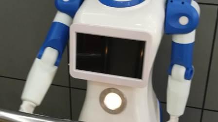 当阳科技馆机器人视频