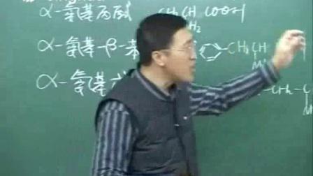 蛋白质和核酸1精华-化学高中全套教学视频高一高二高三刘延阁全479讲