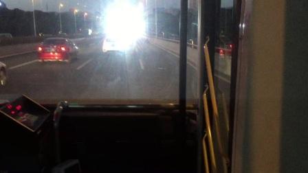 奶咖拍摄 - 快7 苏州公交 电显海格客车6-3621 2.5产业园北→京沪高铁苏州北站