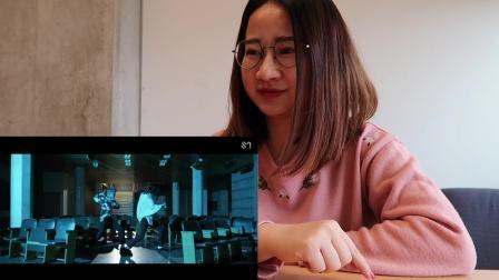 [NCT U] Baby Don't Stop MV Reaction   海外市民观看反应