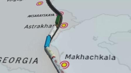 阿塞拜疆铁路铁路公司参展视频(英文对白)