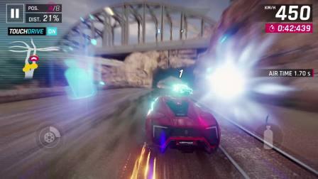《狂野飙车9:传奇》版本测试宣传片