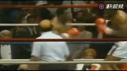 梅威瑟防守厉害_ 泰森连躲12拳后一拳KO对手, 这才叫拳击!