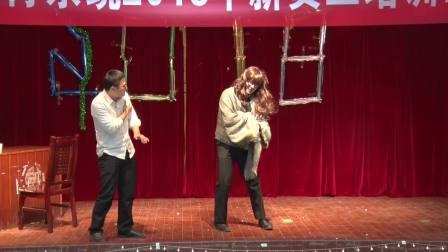 张家界农商银行2018年新员工培训结业典礼02