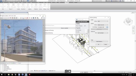 V-Ray for Revit - 快速入门 - 室外照明 - 中文字幕