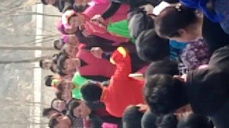 2018正月十一德州市陵城区宋家镇两庄屯村庙会激情表演跳小鼓