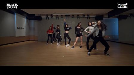 CLC -- BLACK DRESS ( Practice Video)