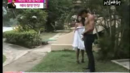 Rain 101011 Y-star《逃亡者》拍摄花絮+韩国制作发布会新闻