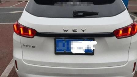 卖掉奔驰提WEYVV7,用车后小伙子说要为任性买单