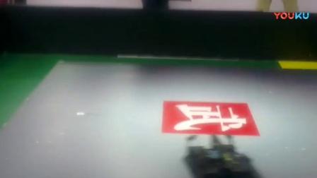 2013中国机器人大赛暨 ROBOCUP公开赛-非标准武术擂台-总决赛
