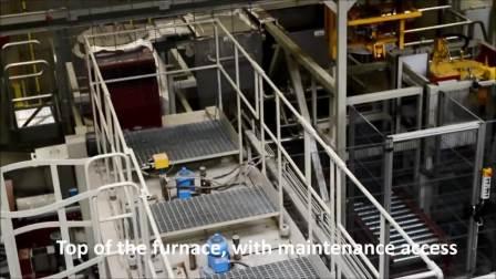 瑞士索罗 热处理生产线 302