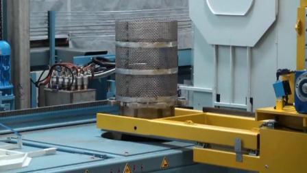 瑞士索罗 热处理自动生产线 3