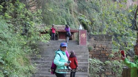 徒步三峡4-从小三峡到瞿塘峡