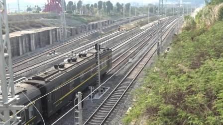 火车视频集锦——宁局视频68(贺新春)