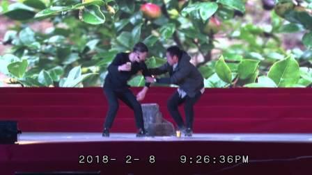 东兰县状语小品《新时代的变迁》片段 (1)