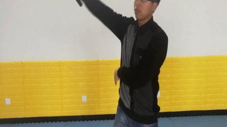 华夏双节棍网络教学第八课:弹棍、点棍