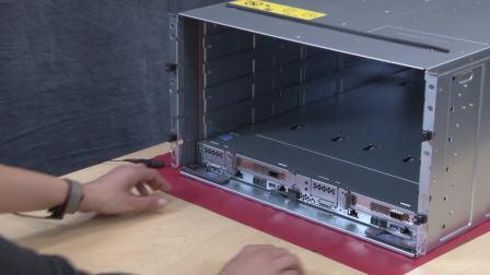 Lenovo ThinkSystem SD650 Remove DWC Tray