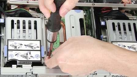 Lenovo ThinkSystem SD650 Remove PCIe Adapter