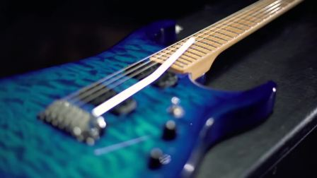 John Petrucci Demos His Sterling by Music Man JP150