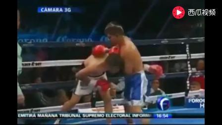 天啊, 这些拳手直接被打死在拳台上, 这就是残酷的拳赛, 简直惨不忍睹!