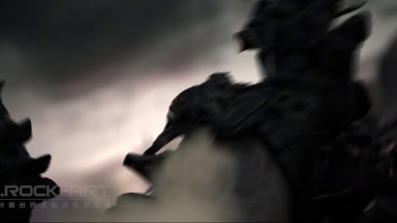 【D.ROCK-ART黑岩作品集】3DCG类_边际启示录 星骸骑士 动画PV