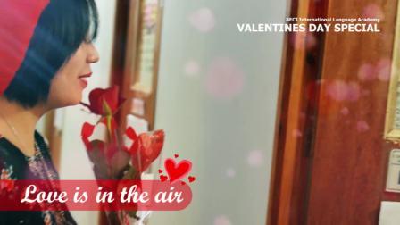 菲律宾游学英语(BECI国际英语学院)情人节活动特辑
