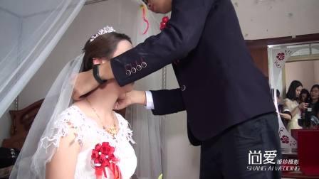 2017.03.21 尚爱婚纱摄影 曾龙&林文娣婚礼高清视频