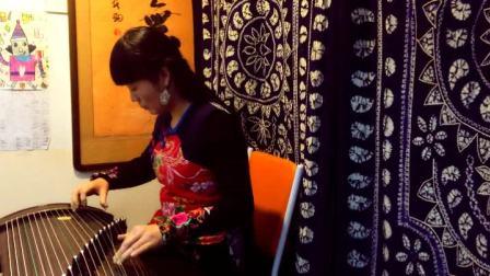 红茉莉乐坊古筝演绎宁静清雅的佛教音乐《云水禅心》