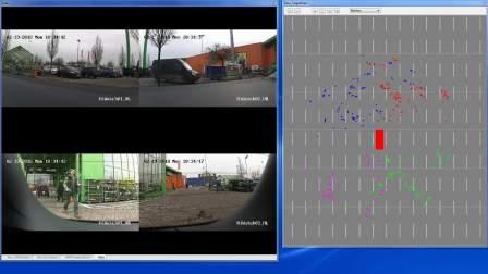 smartmicro 汽车雷达 4DHD 79GHz 2-维
