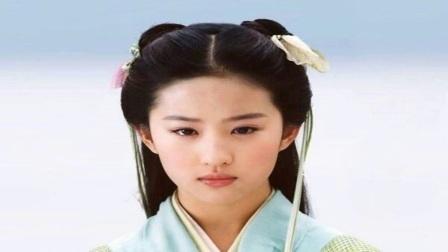 刘亦菲古装经典扮相,每一个都好美,值得我们回忆