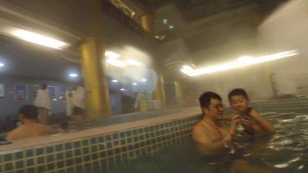 黄山温泉行