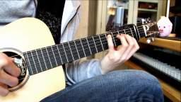 你可听过如此温柔的生日快乐歌【指弹吉他】