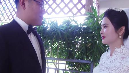 马里亚纳教堂婚礼