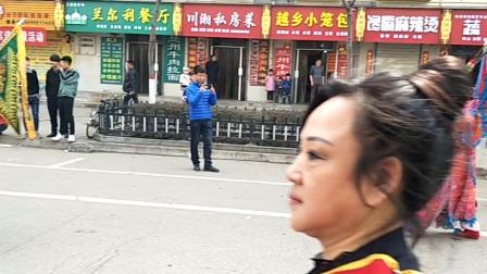 中国陇县社火2018年元宵节拍摄转载苟军康——13992755103