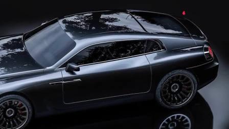 豪车鉴赏! - 2020劳斯莱斯幽灵跑车 让你感受什么才是真正的奢华